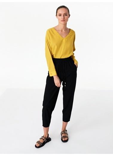 Twist Bluz Sarı